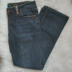 COOGI Straight Jeans Size 7/8.